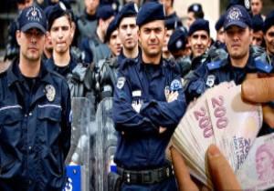 Polise maaş zammı ve ikramiye müjdesi geldi!