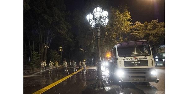 Ankara için Gece-Gündüz Seferber Oluyorlar
