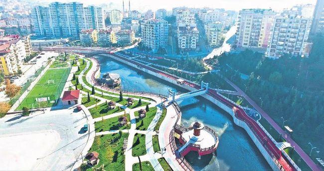 Başkente 1 milyar 900 milyon liralık yatırım